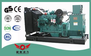 重庆康明斯250kw柴油发电机组