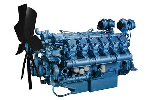 潍柴柴油发电机组600kw图片