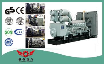 绥化柴油发电机组