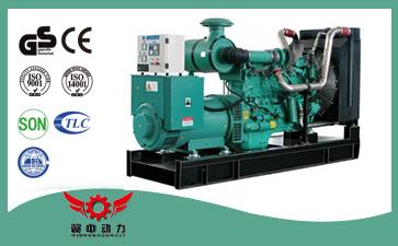 康明斯柴油发电机组图片
