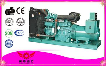 保定涞水县柴油发电机组