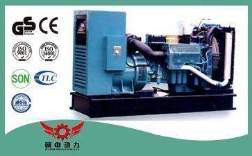 沃尔沃柴油发电机组图片