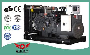上柴柴油发电机组图片