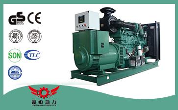 100kw发电机耗油量