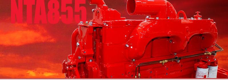 康明斯250kw柴油发电机组技术参数