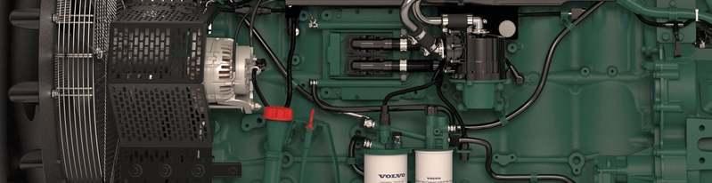 沃尔沃柴油发电机图片技术参数规格型号