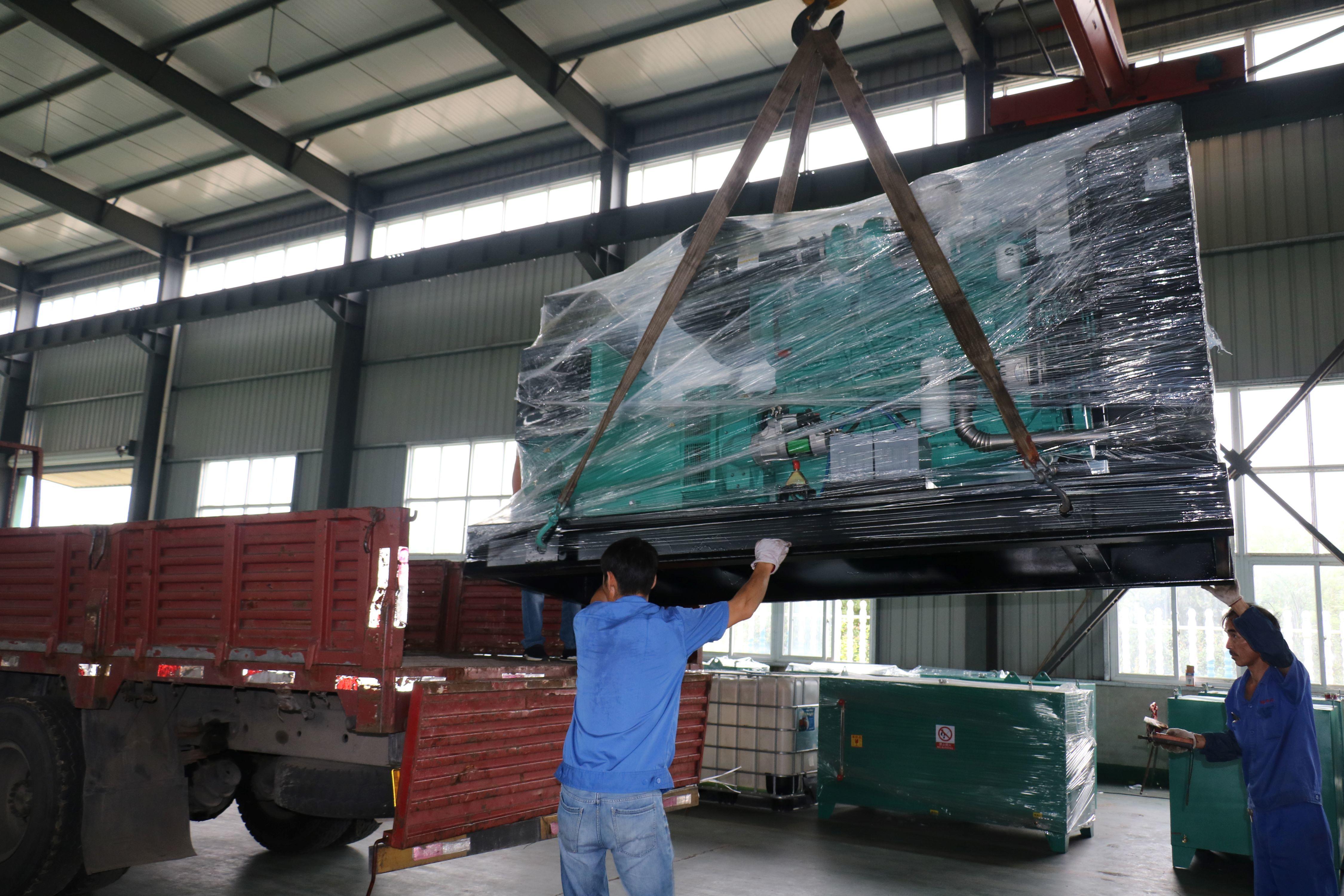 300KW重康NTA855-G2A发安徽六安12